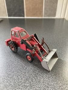 Dinky Toys Muir Hill 2WL Tractor Shovel