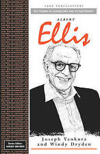 Albert Ellis (Key Figures in Counselling and Psychotherapy series)-ExLibrary