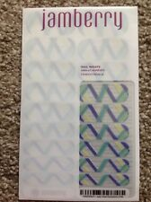 July Host Exclusive Full Sheet Jamberry Nail Wraps Manicure New!! Nail Art
