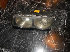 BMW 740iL Drivers Left Xenon Headlight Bosch1999-2001/  MISSING PLASTIC COVER