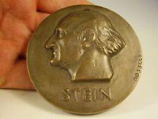 """Antike Originale Münze """" STEIN """" Gedenkjahr 1931 Ehrenpreis"""