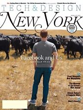 NEW YORK  MAGAZINE OCTOBER 2 - 15 2017 FACEBOOK AND US NEW & UNREAD