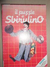 Puzzle 20 Pezzi Sbirulino Bozzetto Mondaini Jigsaw Piccoli