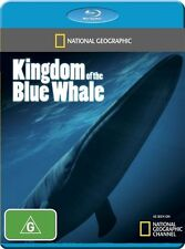 National Geographic - Kingdom Of The Blue Whale (Blu-ray, 2011) Region Free