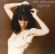 THE PATTI SMITH GROUP Easter 180gm Vinyl LP 2015 (12 Tracks) NEW & SEALED