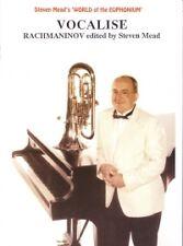RACHMANINOFF VOCALISE Mead Euphonium T/B & Piano
