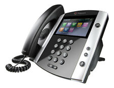 Polycom VVX 600 VoIP / IP PBX 16-Line Phone with Touch Screen PoE