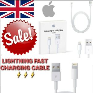 *SALE!!* APPLE Lightning Charger Cable! - Superfast Charging! - 1M Apple Cable!!