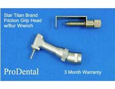 Star Titan Brand Friction Grip Dental Handpiece Head Withbur Wrench Prodental