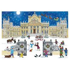 Alison Gardiner Noël à Palace Calendrier de L'Avent Carton Enfants Amusant