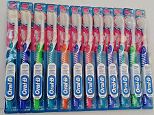 12 ORAL-B Complete Advantage Sensitive EXTRA SOFT  Compact toothbrushes ON SALE!