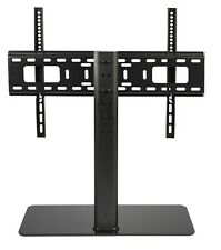 "MEUBLE SUPPORT SOCLE TELEVISION TELE TV ECRAN LCD PLAT 32-65"" 45 kg REGLABLE"