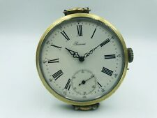 Antique Military Bienne Trench  WWI Watch Swiss Made