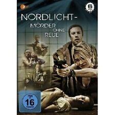 NORDLICHT - MÖRDER OHNE REUE (STAFFEL 1) 6 DVD NEU