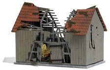 Busch 1405 verfallnene Fienile H0 #NUOVO in scatola originale #