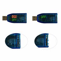 DC-DC USB adjustable Step up/down Power Supply Voltage Regulator Module 5V-24V