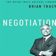 Negotiation by Tracy, Brian CD-AUDIO