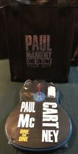 PAUL McCARTNEY ONE ON ONE TOUR 2017 INSULATED BAG & GUITAR CLOCK