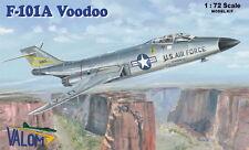 Valom 1/72 Model Kit 72094 McDonnell F-101A Voodoo