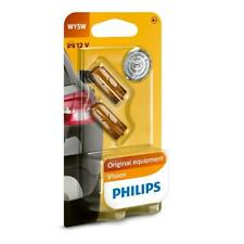Philips WY5W Glühlampe, 2 Stück