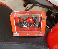 Ducati Monster 1200 Modell Maisto 1:18 NEU