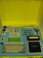 Portable Motor Analyzer - Version 4.02 - No Test Leads - FL12