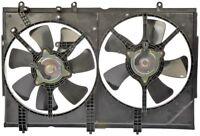 Engine Cooling Fan Assembly Dorman 620-365 fits 03-06 Mitsubishi Outlander