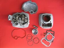 Cylinder Kit and head for Honda CG125 motorcycle 125cc - everything in pictures