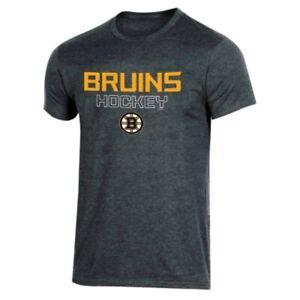 NHL Boston Bruins Men's Icing T-Shirt - Multi - Size: Medium