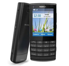 Nokia X3-02 Touch and Type - black Mobile Phone