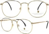 Neostyle Damen Herren Brillenfassung College 02 815 51mm  gold Vollrand  264 59
