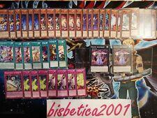 Yu-Gi-Oh! - DECK MAZZO BUJINGI - COMPLETO! + MOSTRI XYZ IN REGALO!!!