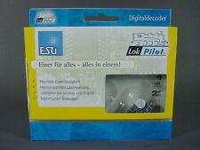 ESU 54615 LokPilot v4.0 decoder DCC DC con interfaccia 21mtc/Nuovo & OVP