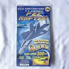F-22 Raptor Gayla Power Launch Glider 750 Flying Classics Series US Air Force