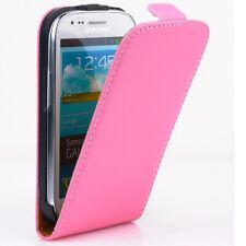 Samsung Galaxy S3 Mini I8190 Tasche Case Schutz Hülle Etui Cover Pink