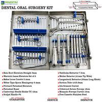 Chirurgie Orale Instruments d'implantologie de Dentaire Implant Parodontale 18er