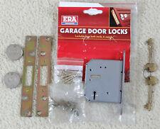 "Era garage door locks 318-32 3""(76mm)Brass effect - single"