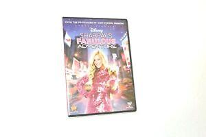 Sharpays Fabulous Adventure DVD Walt Disney Ashley Tisdale Film Bonus