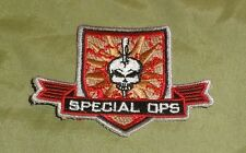 """CALL OF DUTY """"SPECIAL OPS"""" Patch XP 2011 COD"""