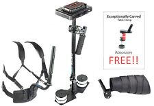 Flycam 5000 Steadycam + Body Pod + Arm Brace Wrist Support Stabilizer Steady Rig