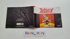 Nintendo NES Astérix Notice / Instruction Manual