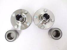 Front PAIR Wheel Hub & Bearing Set Toyota ECHO 00-05 / Scion  xA , xB  04-06