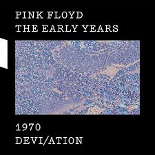 PINK FLOYD New 2018 DEVIATION 1970 2 DVD, BLU RAY & 2 CD BOXSET
