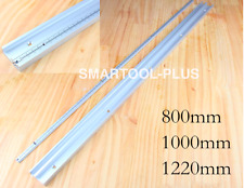 1000mm T-track T-slot, Band Saw, Router Table, Table Saw Jig Slot With Scale