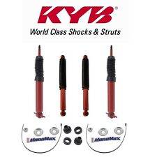 Dodge Ram 1500 2002-2008 Front and Rear Strut Shock Absorbers KIT KYB MonoMax