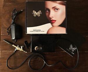 LUMINESS AIR 3-Speed Stylus MULTI SPEED Makeup Professional Airbrush (Open Box)