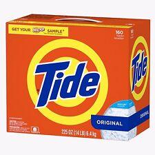 Tide Laundry Detergent Powder Original, 225 Oz.