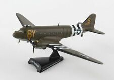 "Postage Stamp - Douglas C-47 Skytrain / DC-3 Dakota ""Stoy Hora"" 1/144  Diecast"