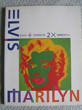 UNIQUE Elvis Presley Marilyn Monroe ART Collection book in JAPANESE rarity MINT