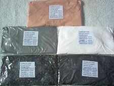 Rock Tumbling Grit Kit-6 lb Tumblers-Obsidian Blend-5 Step-Cerium Oxide Polish